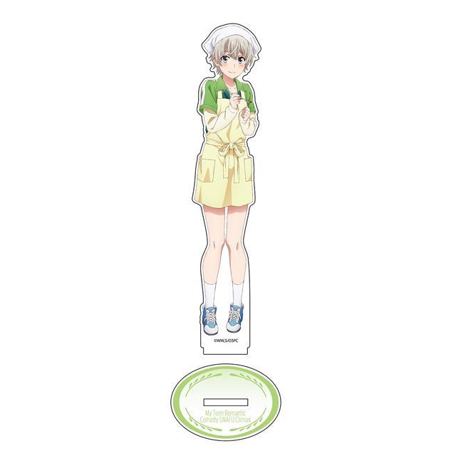 【描き下ろし】戸塚(エプロン)BIGアクリルスタンド