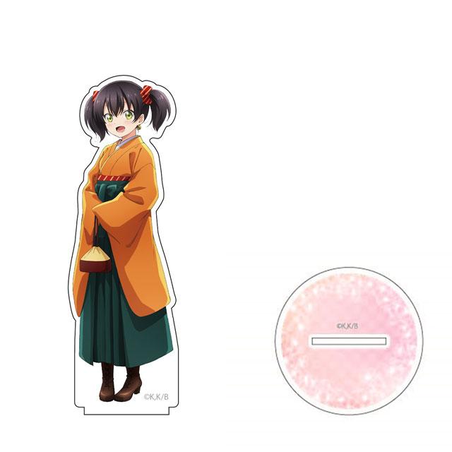 【描き下ろし】アクリルスタンド 胡蝶