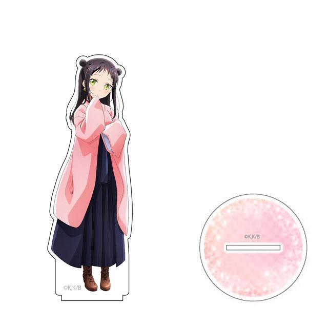 【描き下ろし】アクリルスタンド 手李亞