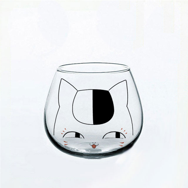 ニャンコ先生 ゆらゆらグラス(ノーマルver)