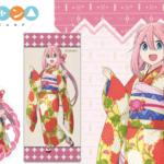 ゆるキャン△より新商品AnimeJapan2019にて先行販売