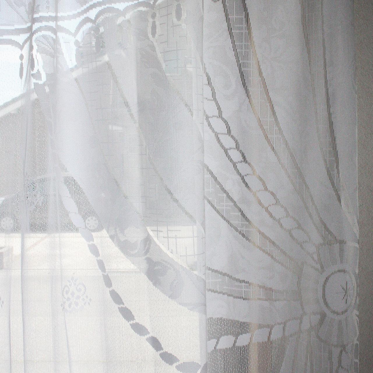 ベルサイユのばら 美しきオスカルのレースカーテン
