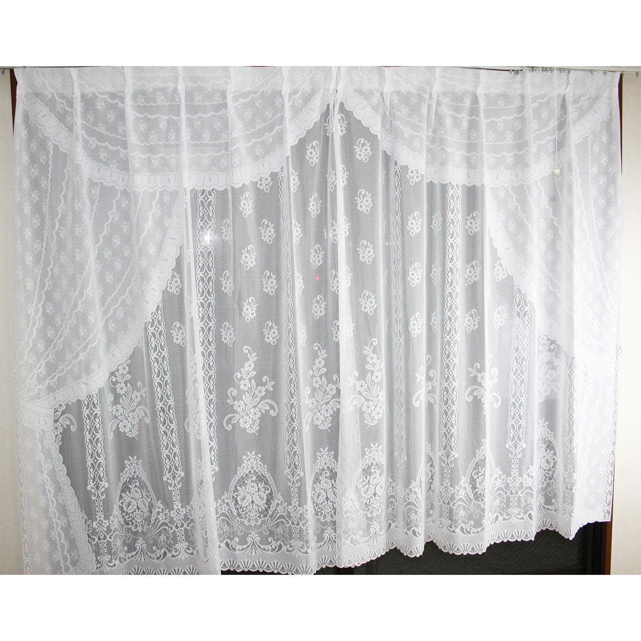 ベルサイユのばら 華麗なるマリーアントワネットのレースカーテン