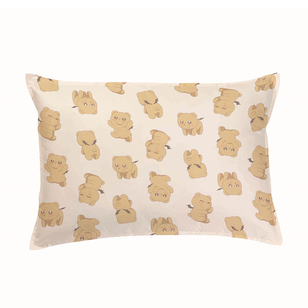 魔王城でおやすみ でびあくま枕カバー