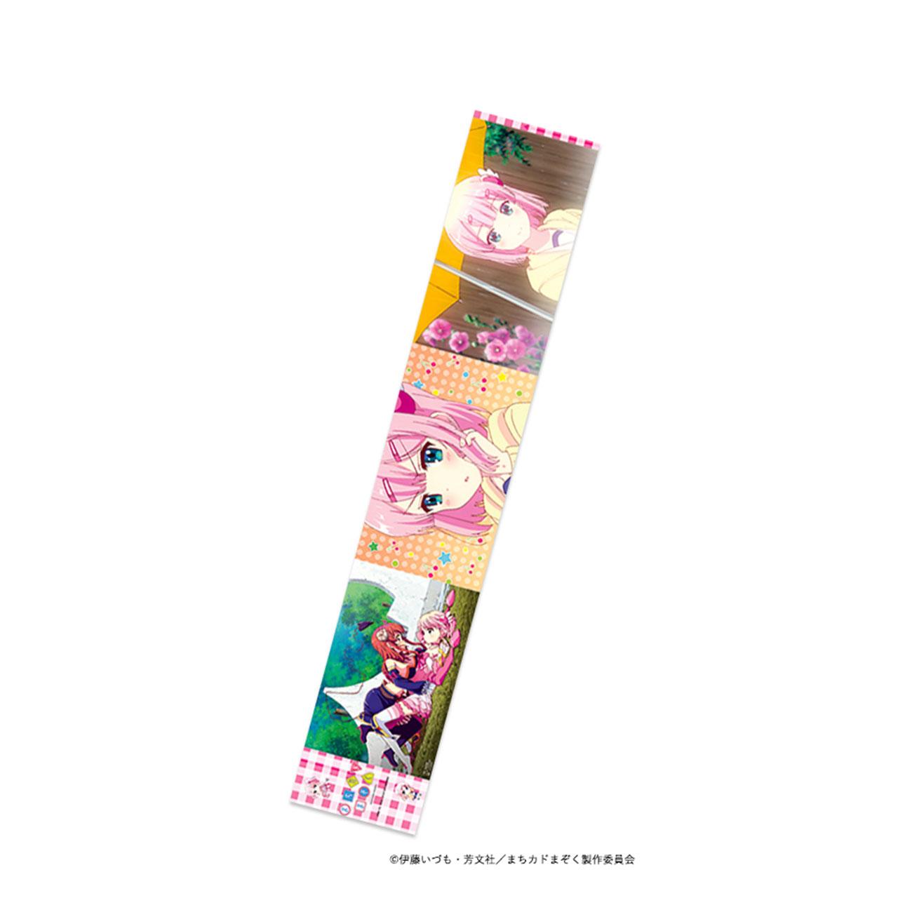 きゃらりえ WallPaper45cm 桃&優子