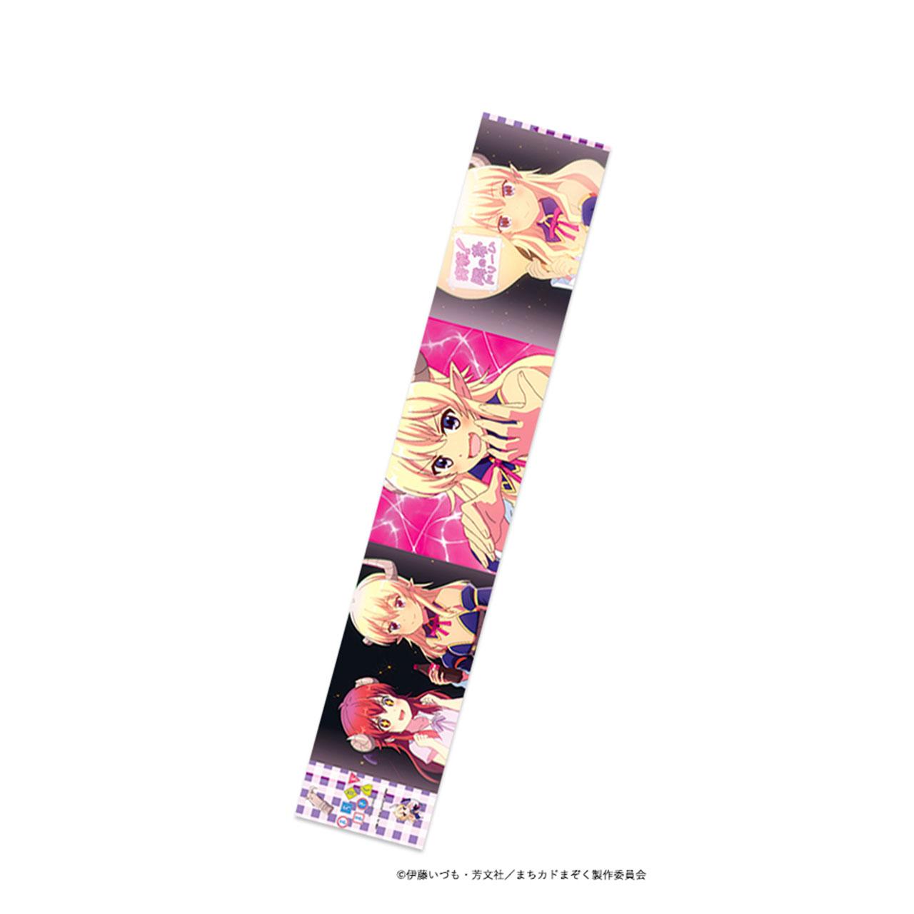 きゃらりえ WallPaper45cm リリス&優子