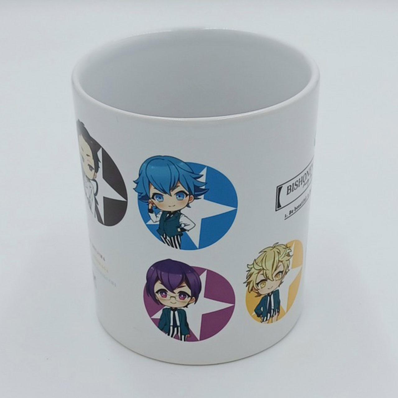 【描き起こし】マグカップ