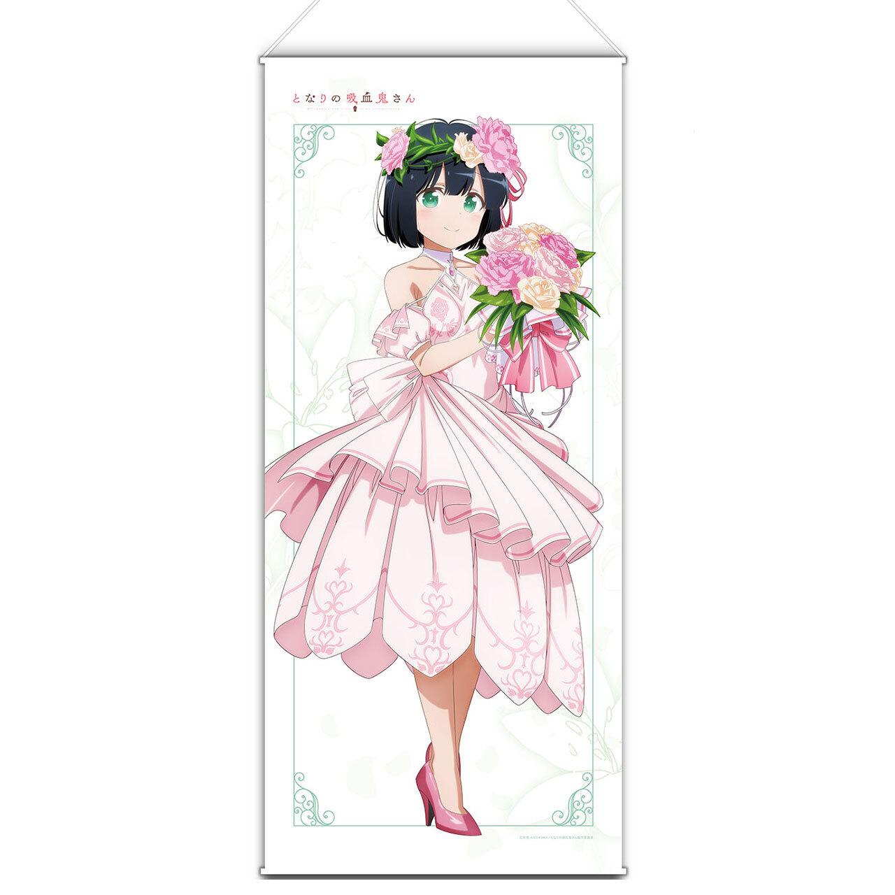 【描き下ろし】灯(ドレス)BIGタペストリー